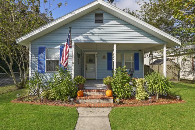 881 Whitney St, St Augustine, FL 32084 (MLS #967155) :: 97Park