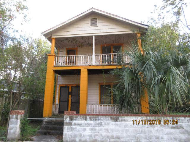 1150 W 24TH St, Jacksonville, FL 32209 (MLS #967183) :: Florida Homes Realty & Mortgage