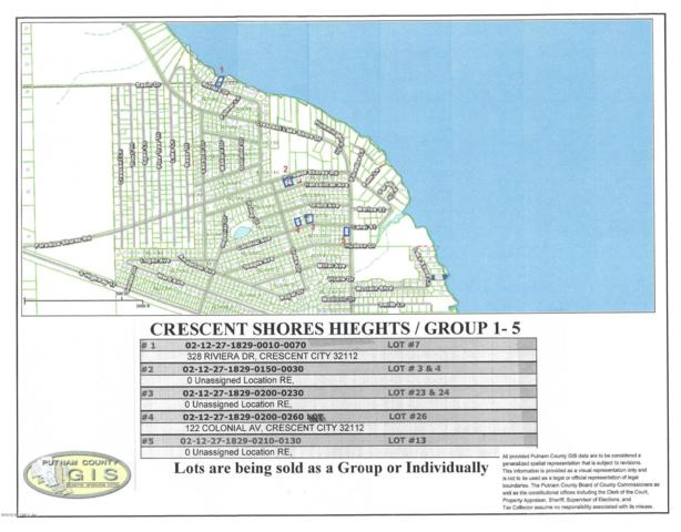 328 Riviera Dr, Crescent City, FL 32112 (MLS #967484) :: Young & Volen | Ponte Vedra Club Realty
