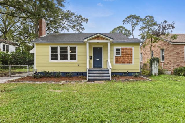572 Meteor St, Jacksonville, FL 32205 (MLS #967526) :: Sieva Realty