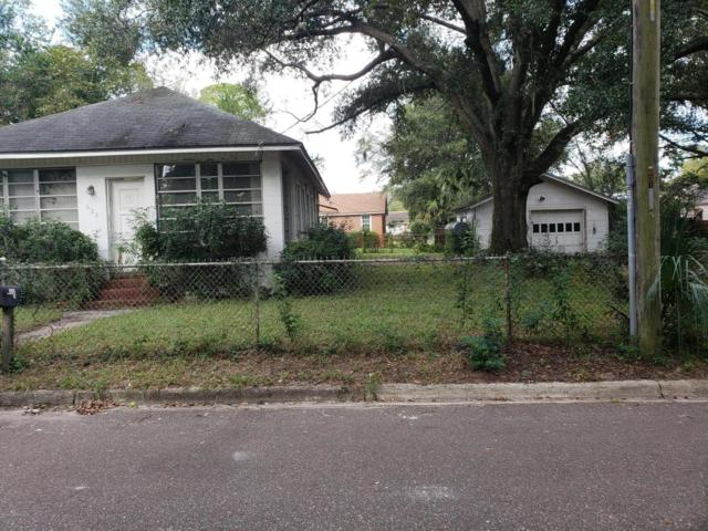 625 E 57TH St, Jacksonville, FL 32208 (MLS #967635) :: Berkshire Hathaway HomeServices Chaplin Williams Realty