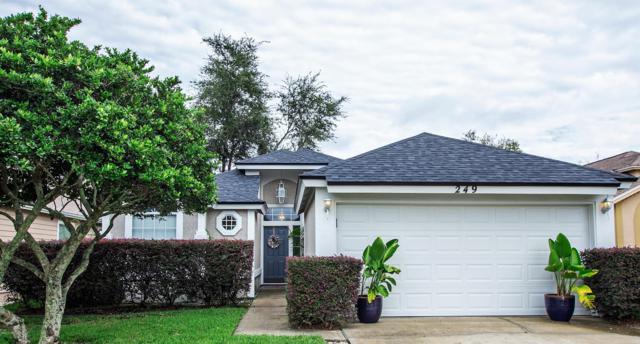 249 Patrick Mill Cir, Ponte Vedra Beach, FL 32082 (MLS #967644) :: Berkshire Hathaway HomeServices Chaplin Williams Realty