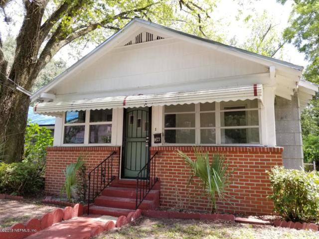 1346 W 23RD St, Jacksonville, FL 32209 (MLS #967762) :: Florida Homes Realty & Mortgage