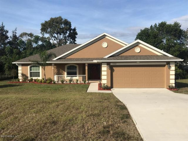 11001 Claymore St, Spring Hill, FL 34608 (MLS #968061) :: Memory Hopkins Real Estate