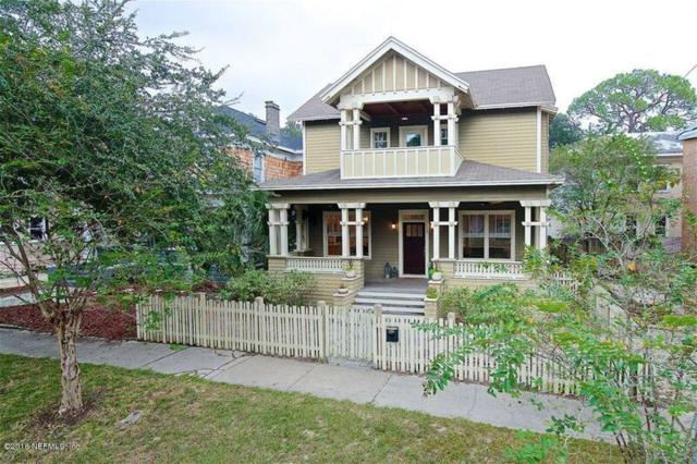 1517 N Liberty St, Jacksonville, FL 32206 (MLS #968103) :: Florida Homes Realty & Mortgage