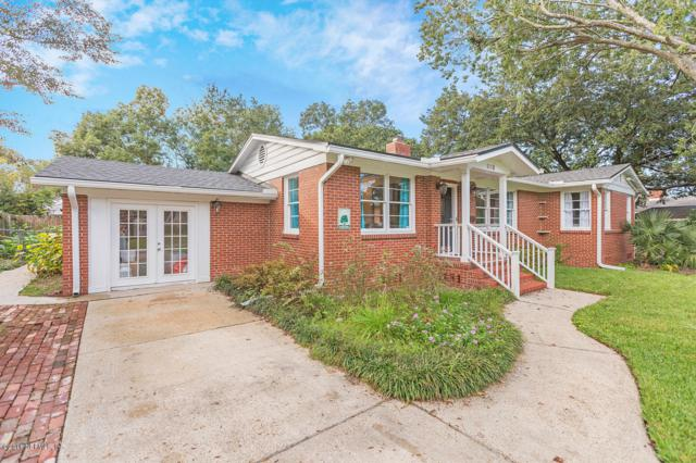1118 Monticello Rd, Jacksonville, FL 32207 (MLS #968132) :: Ancient City Real Estate