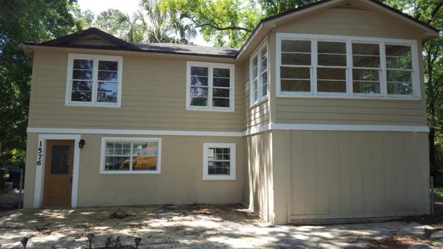 1576 W 16TH St, Jacksonville, FL 32209 (MLS #968156) :: CenterBeam Real Estate
