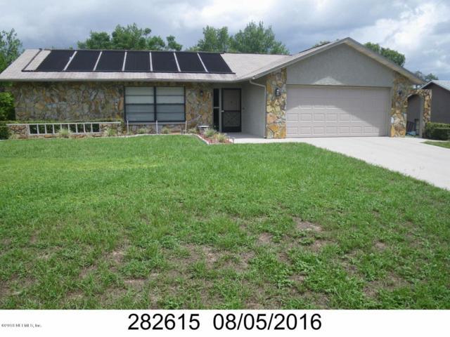 11019 Captain Dr, Spring Hill, FL 34608 (MLS #968258) :: Memory Hopkins Real Estate