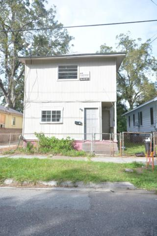 1327 W 23RD St, Jacksonville, FL 32209 (MLS #968408) :: The Hanley Home Team
