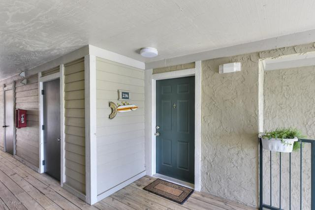 200 Ironwood Dr #236, Ponte Vedra Beach, FL 32082 (MLS #968543) :: Berkshire Hathaway HomeServices Chaplin Williams Realty