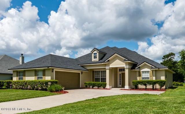86777 Riverwood Dr, Yulee, FL 32034 (MLS #968609) :: The Hanley Home Team