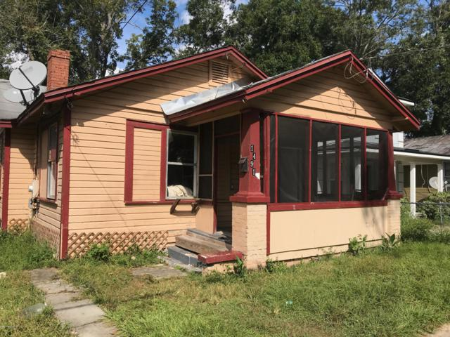 1491 W 22ND St, Jacksonville, FL 32209 (MLS #968634) :: Florida Homes Realty & Mortgage