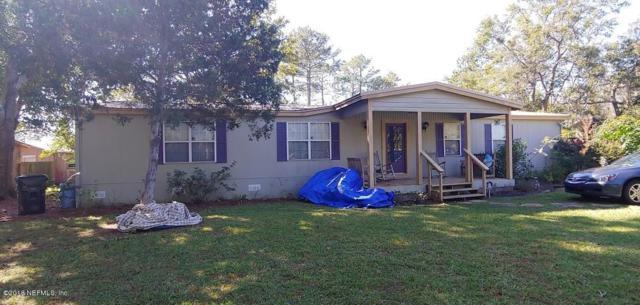 85049 Claxton Rd, Yulee, FL 32097 (MLS #968639) :: CenterBeam Real Estate