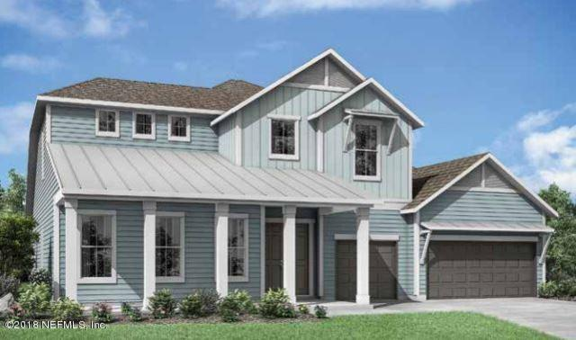 719 Glenneyre Cir, St Augustine, FL 32092 (MLS #968708) :: Florida Homes Realty & Mortgage