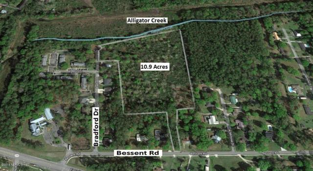 0000 Bessent Rd, Starke, FL 32091 (MLS #968874) :: Keller Williams Realty Atlantic Partners St. Augustine