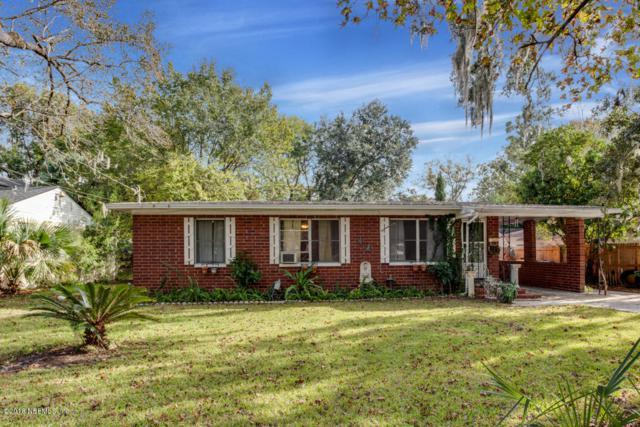 1033 Owen Ave, Jacksonville, FL 32205 (MLS #969061) :: CrossView Realty