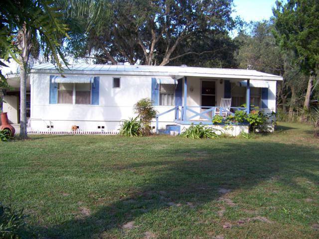 116 Shell Harbour Rd, Satsuma, FL 32189 (MLS #969179) :: Ponte Vedra Club Realty | Kathleen Floryan