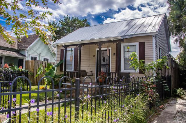 13 Myrtle Ave, St Augustine, FL 32084 (MLS #969247) :: Ancient City Real Estate