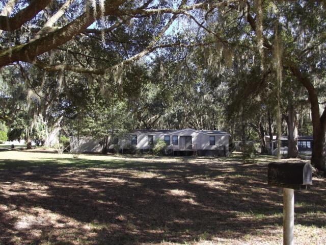 132 Walker Dr #17, Interlachen, FL 32148 (MLS #969323) :: Memory Hopkins Real Estate