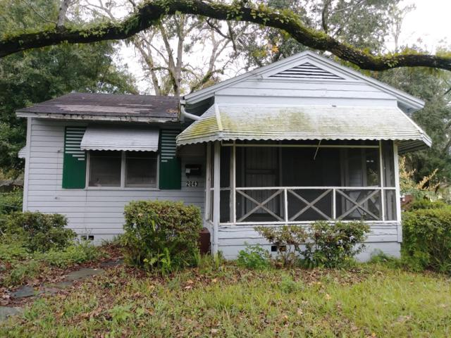 2043 W 15TH St, Jacksonville, FL 32209 (MLS #969452) :: Florida Homes Realty & Mortgage