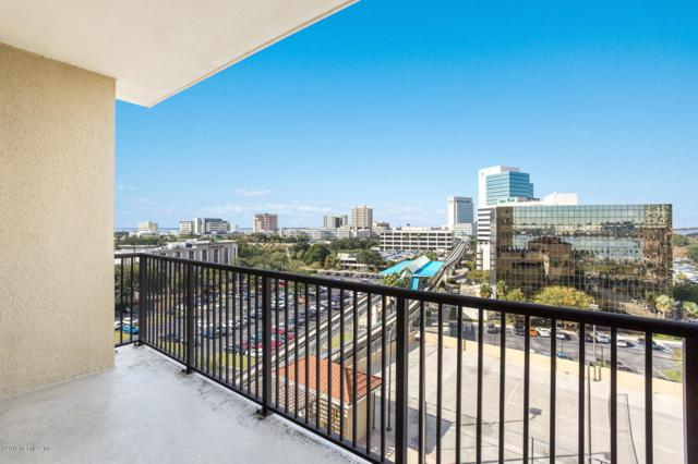 1478 Riverplace Blvd #803, Jacksonville, FL 32207 (MLS #969660) :: Noah Bailey Real Estate Group
