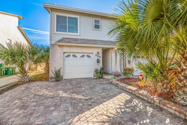 753 2ND St S, Jacksonville Beach, FL 32250 (MLS #970028) :: The Hanley Home Team