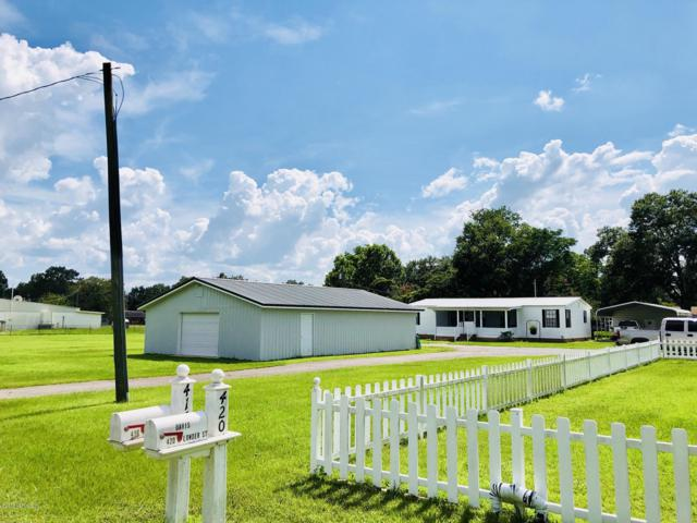 416 N Lowder St, Macclenny, FL 32063 (MLS #970092) :: The Hanley Home Team