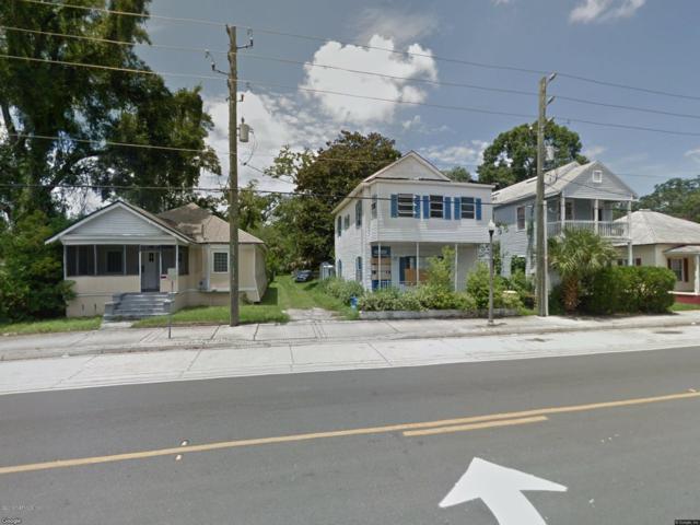 1618 Myrtle Ave N, Jacksonville, FL 32209 (MLS #970267) :: Florida Homes Realty & Mortgage