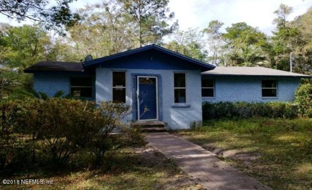 4450 Booker Ave, GREEN COVE SPRINGS, FL 32043 (MLS #970294) :: The Hanley Home Team