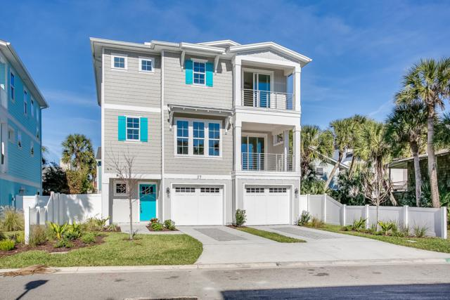 27 26TH Ave S, Jacksonville Beach, FL 32250 (MLS #970447) :: Young & Volen | Ponte Vedra Club Realty