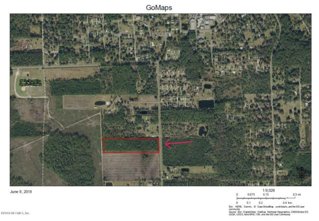 0 County Road 108, Hilliard, FL 32046 (MLS #970493) :: Memory Hopkins Real Estate