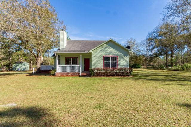 28855 Sundberg Rd, Hilliard, FL 32046 (MLS #970909) :: Memory Hopkins Real Estate