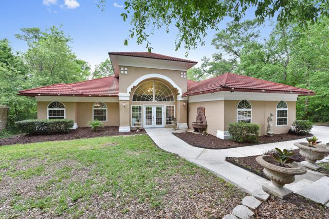 4103 Hall Boree Rd, Middleburg, FL 32068 (MLS #970961) :: CenterBeam Real Estate