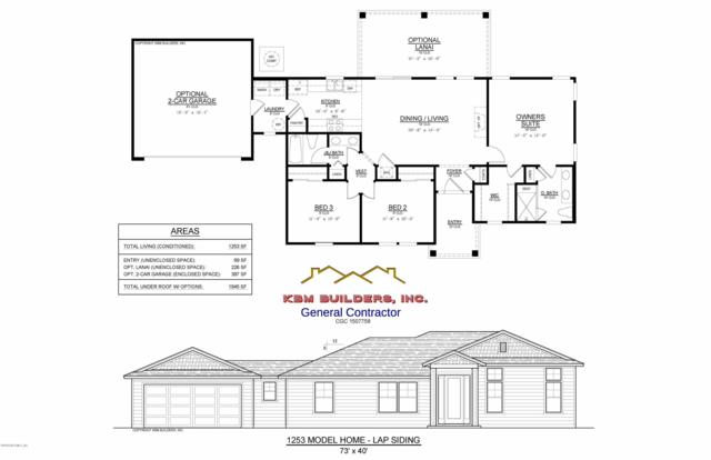 117 Sorrel St, Middleburg, FL 32068 (MLS #971258) :: Summit Realty Partners, LLC