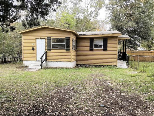 2190 Benedict Rd, Jacksonville, FL 32209 (MLS #971439) :: The Hanley Home Team
