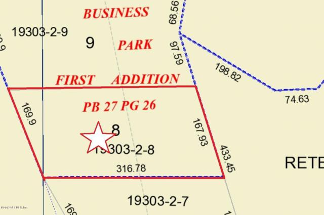 TBD SE Us Highway 301 Lot # 8, Hawthorne, FL 32640 (MLS #971463) :: Berkshire Hathaway HomeServices Chaplin Williams Realty