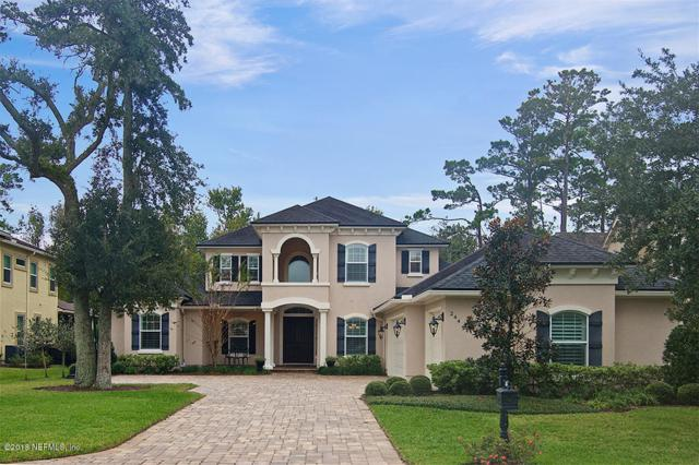 244 Payasada Cir, Ponte Vedra Beach, FL 32082 (MLS #971977) :: EXIT Real Estate Gallery