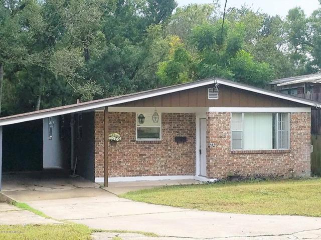 468 W 62ND St, Jacksonville, FL 32208 (MLS #972027) :: Ancient City Real Estate