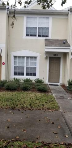 8230 Dames Point Crossing Blvd #1005, Jacksonville, FL 32277 (MLS #972058) :: Berkshire Hathaway HomeServices Chaplin Williams Realty