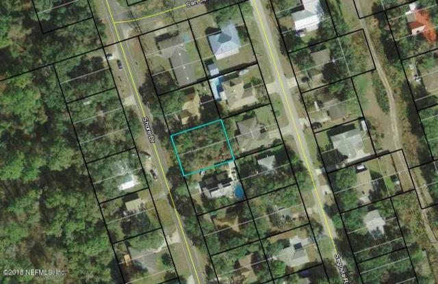 5268 Shore Dr, St Augustine, FL 32086 (MLS #972255) :: CrossView Realty