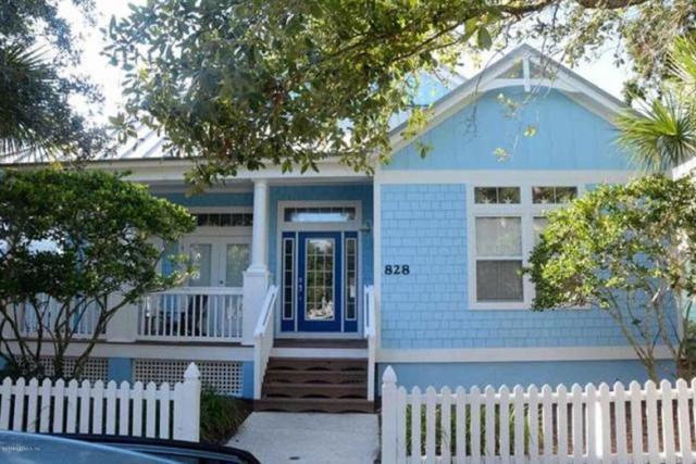 828 Ocean Palm Way, St Augustine, FL 32080 (MLS #972782) :: Ponte Vedra Club Realty | Kathleen Floryan