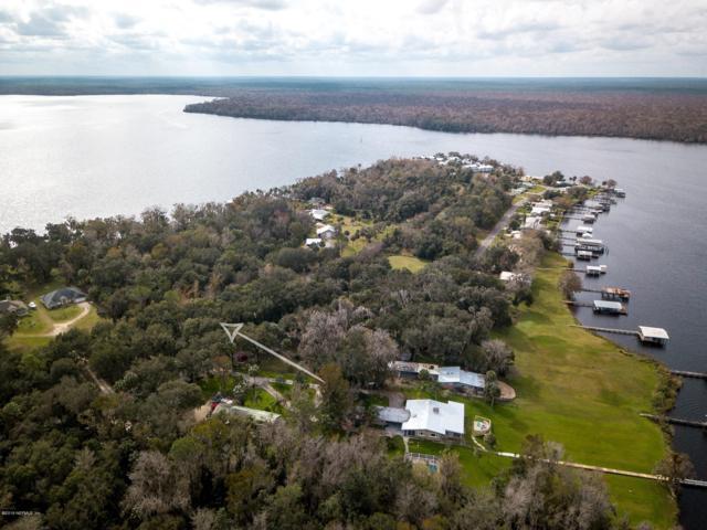 109 Beechers Point Dr, Welaka, FL 32193 (MLS #972895) :: The Hanley Home Team