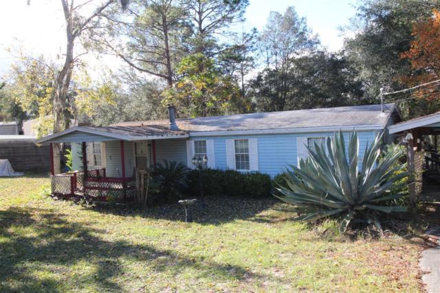 6878 Deer Springs Rd, Keystone Heights, FL 32656 (MLS #973207) :: Young & Volen | Ponte Vedra Club Realty