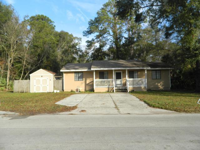 768 Pearl St, St Augustine, FL 32084 (MLS #973488) :: Memory Hopkins Real Estate