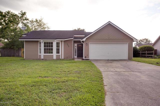 299 Springfield Ct, Orange Park, FL 32073 (MLS #973707) :: Ancient City Real Estate