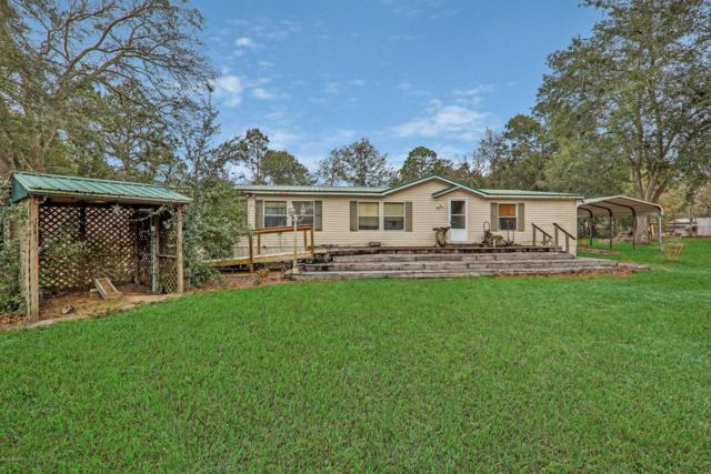 85315 Wesley Rd, Yulee, FL 32097 (MLS #973746) :: The Hanley Home Team