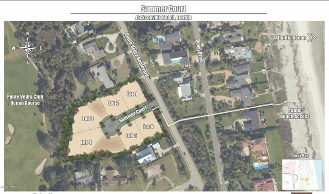 4 Summer (Lot 5) Ct, Jacksonville Beach, FL 32250 (MLS #973819) :: CrossView Realty