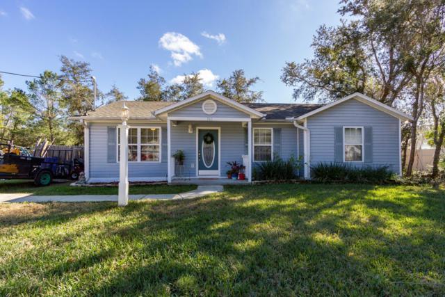 361 Crescent Blvd, St Augustine, FL 32095 (MLS #974241) :: The Hanley Home Team