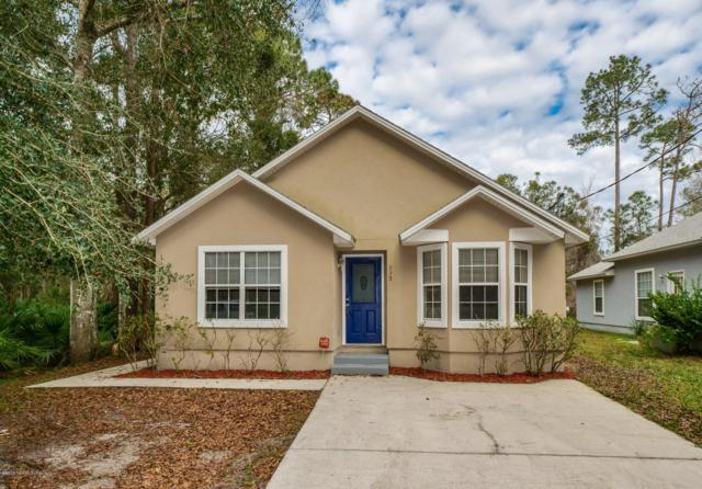 920 Bruen St, St Augustine, FL 32084 (MLS #974249) :: CrossView Realty