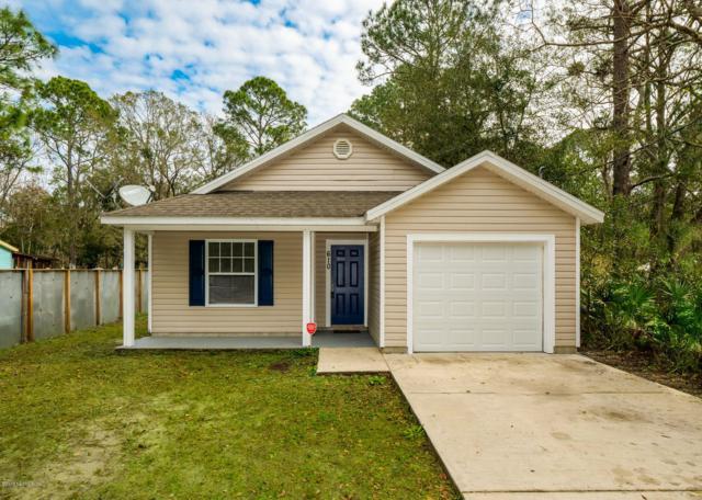 610 N Orange St, St Augustine, FL 32084 (MLS #974251) :: The Hanley Home Team